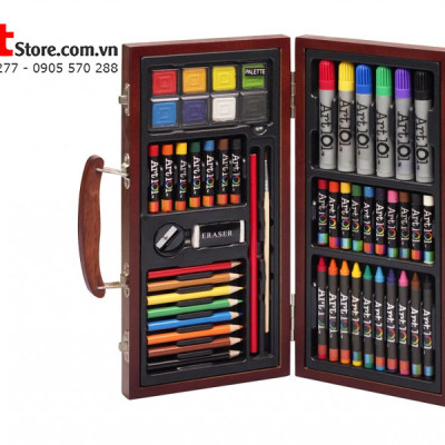 [TK]Bộ Màu Vẽ Cao Cấp Colormate MS-55W