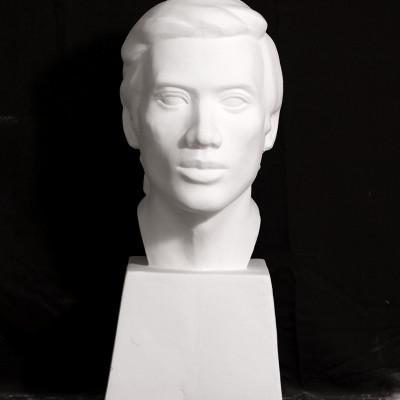 Đầu tượng thạch cao luyện thi Kiến trúc, Mỹ Thuật MS – 26