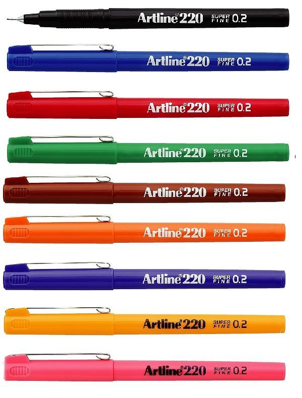 Bút Lông Kim Artline EK 220