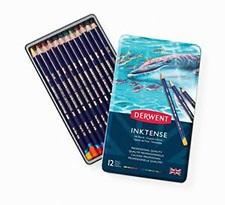 Bộ bút chì màu Nước DERWENT Inktense (hộp thiếc)