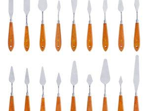 Bộ bay vẽ Palette-18pcs(order)