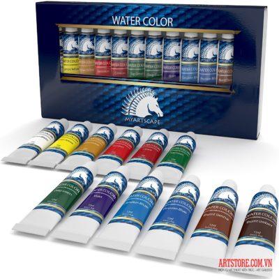 Màu nước MyArtscape 12x12ml