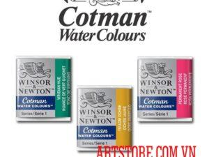 Màu Winsor Newton Cotman Dạng Thẻ