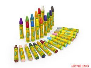 Sáp dầu Crayola