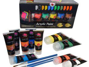 Set màu Acrylic Studio của Crafts 4 All ( Hàng Oder )
