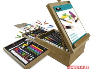 Bộ vẽ đa năng Royal Langnickel – The All Media Easel Artist Set(ORDER)