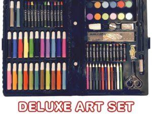 bộ màu vẽ đa năng Deluxe Ar cho bé-101pcs(order)