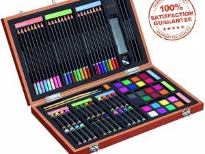 Bộ màu vẽ đa năng Gallery Studio-82 Piece Deluxe(order)