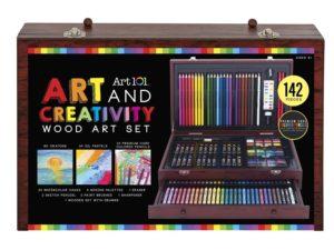Art 101 bộ nghệ thuật 142-piece