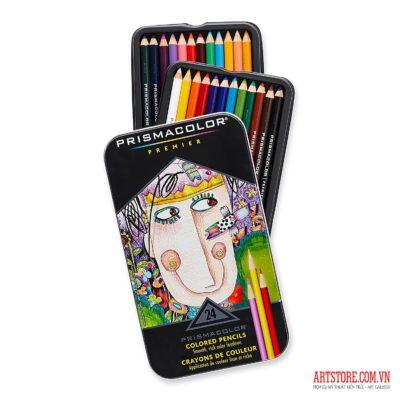 Bộ chì màu Prismacolor -24pcs