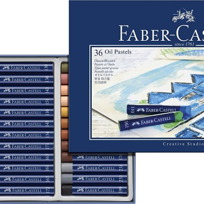 Oil Pastel cao cấp của Faber Castell