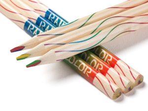 60 PCS Rainbow Color Pencils