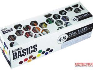 Bộ màu acrylic Liquitex BASICS 48-Piece