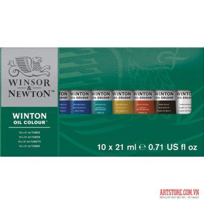 Bộ sơn dầu Winsor & Newton Winton(order)