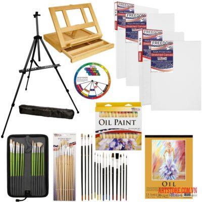 Bộ họa cụ đa năng U.S. Art Supply-70pcs(order)
