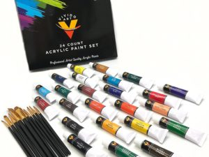 bộ màu acrylic VIVIDO