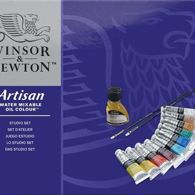 Bộ màu sơn dầu Winsor & Newton Artisan(order)