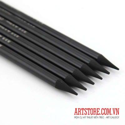 Bút Chì Than Woodless Charcoal Pencils Black