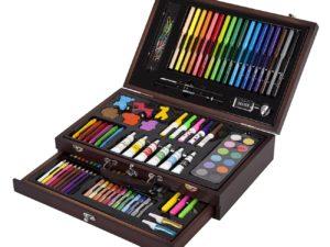 Bộ vẽ đa năng KIDDYCOLOR-130pcs(order)