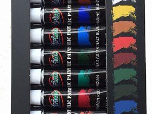 Bộ sơn acrylic Erin 12x12ml