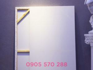 Khung Tranh Canvas Khổ 60x120cm