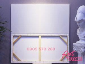 Khung Tranh Canvas Khổ 50x100cm