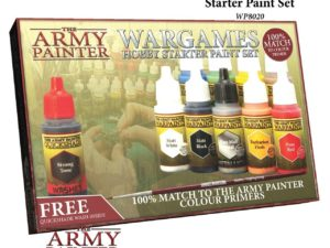 Bộ màu acrylic Miniatures Paint Set 10pcs-tặng cọ