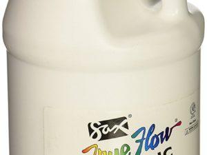 Bộ màu acrylic Sax True flow (trắng)- 1/2 Gallon