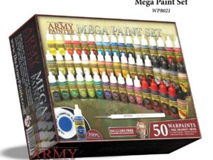 Bộ màu Acrylic The Army Painter-Mega Paint Set 50pcs