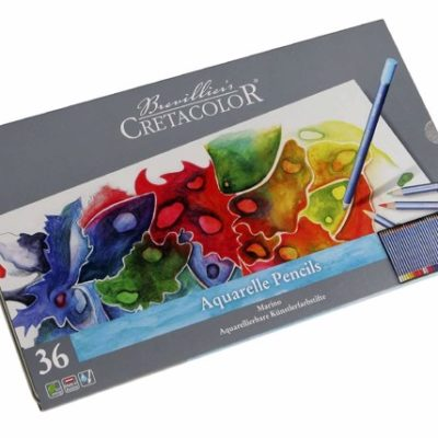 Chì màu nước Cretacolor Aquarelle Pencils 36 màu