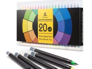 Bộ bút màu nước Artcruise 20+1pcs(order)