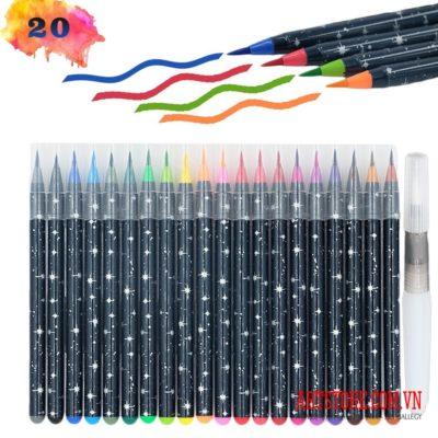 Bộ bút màu nước HOHUHU 20pcs(order)