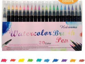 Bộ bút màu nước Hidreams 20pcs(order)
