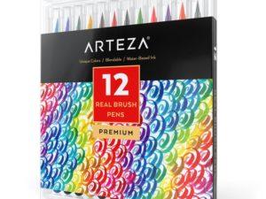 Bộ bút màu nước Arteza 12pcs(order)