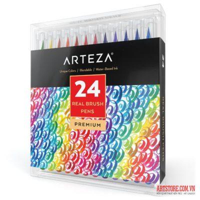 Bộ bút màu nước Arteza 24pcs(order)