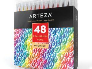 Bộ bút màu nước Arteza 48pcs(order)