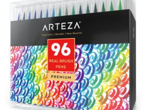 Bộ bút màu nước Arteza 96pcs(order)