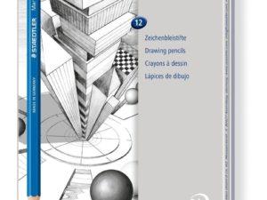 Bộ bút chì STAEDTLER 12pcs(order)