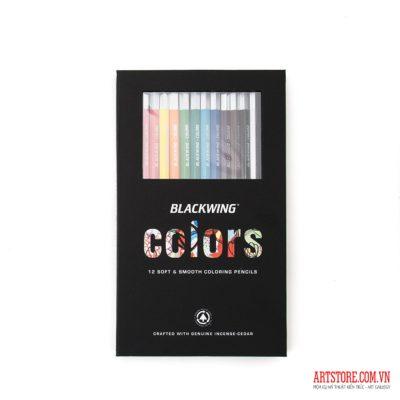 Bộ màu chì Blackwing Colors 12pcs