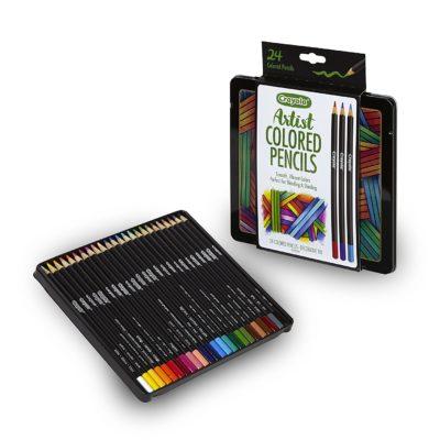 Bộ màu chì Crayola Artist Gel 24pcs
