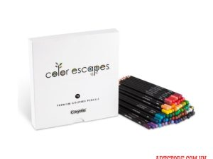 Bộ màu chì Crayola Color Escapes 72