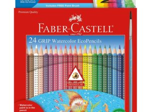 Bộ màu chì Faber Castell GRIP-EcoPencils 24pcs