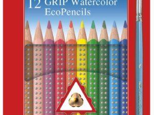 Bộ màu chì Faber Castell Grip 12pcs