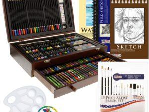 Bộ vẽ đa năng US Art Supply 162pcs(order)