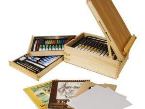 Bộ vẽ đa năng US Art Supply 95-Piece(order)