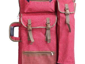 """Túi đựng bản vẽ Ranson 26 """"x 19,5"""" màu đỏ tươi(order)"""