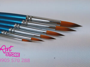 Bộ Cọ Vẽ Lông Mềm Artist 6003R (6 Cây)
