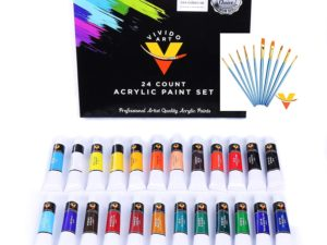 Bộ màu Acrylic Vivido Art-24pcs