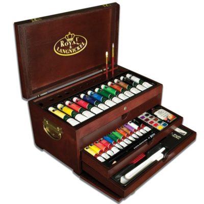 Bộ vẽ đa năng Royal & Langnickel Premier 80pcs(order)