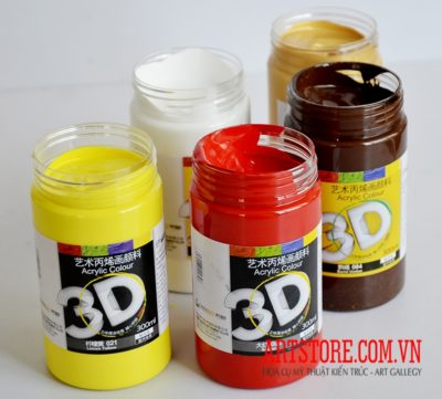 Màu Acrylic loại 300ml